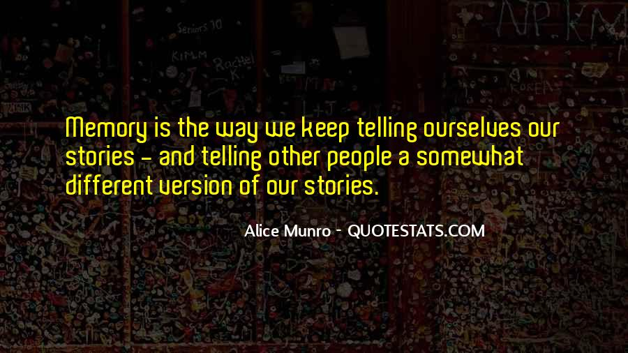 Quotes About Alice Munro #30483