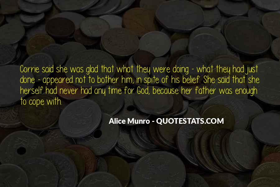 Quotes About Alice Munro #311601