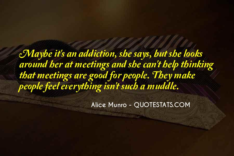 Quotes About Alice Munro #363379
