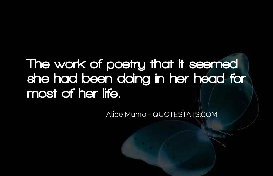 Quotes About Alice Munro #397988