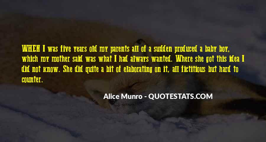Quotes About Alice Munro #537263