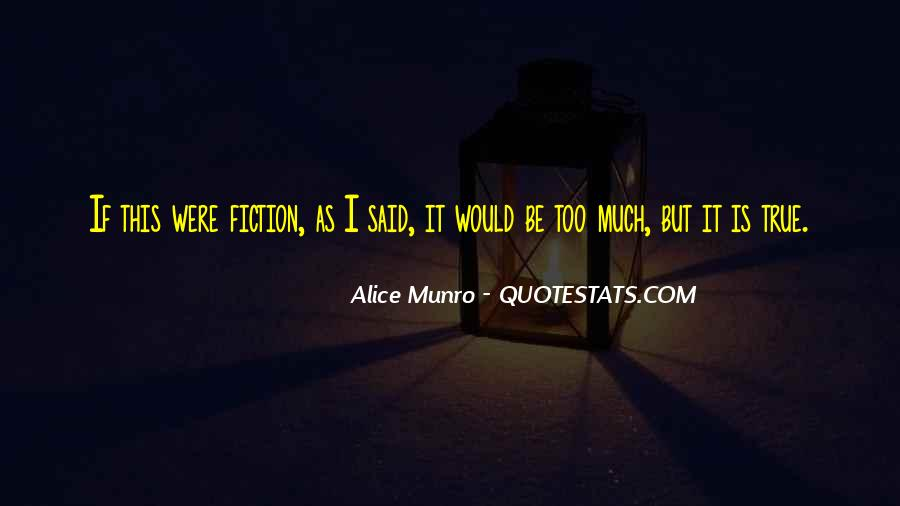 Quotes About Alice Munro #598927