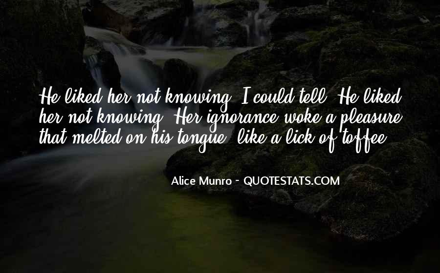 Quotes About Alice Munro #656896