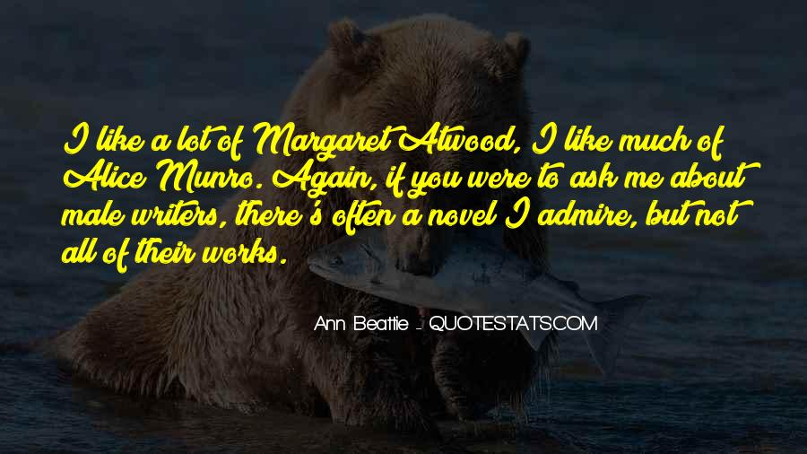 Quotes About Alice Munro #682791