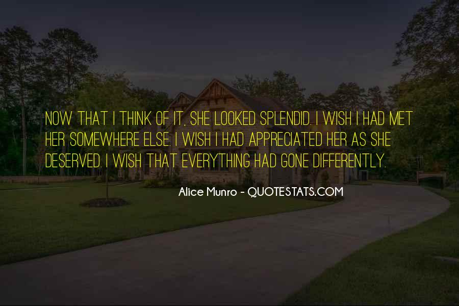 Quotes About Alice Munro #791527