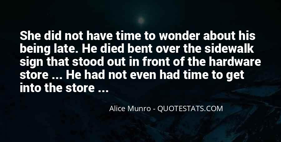 Quotes About Alice Munro #896466