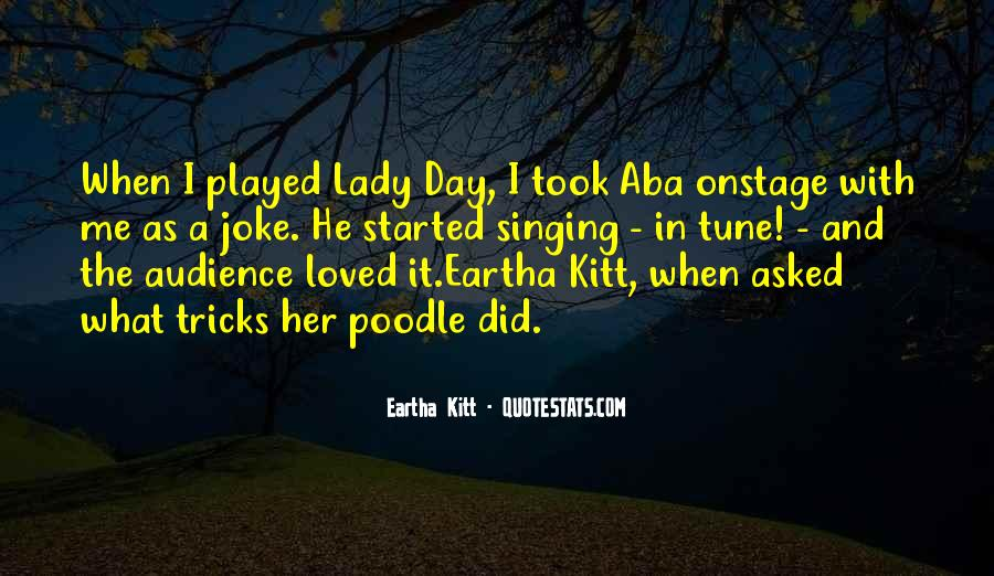 Quotes About Aba #976688