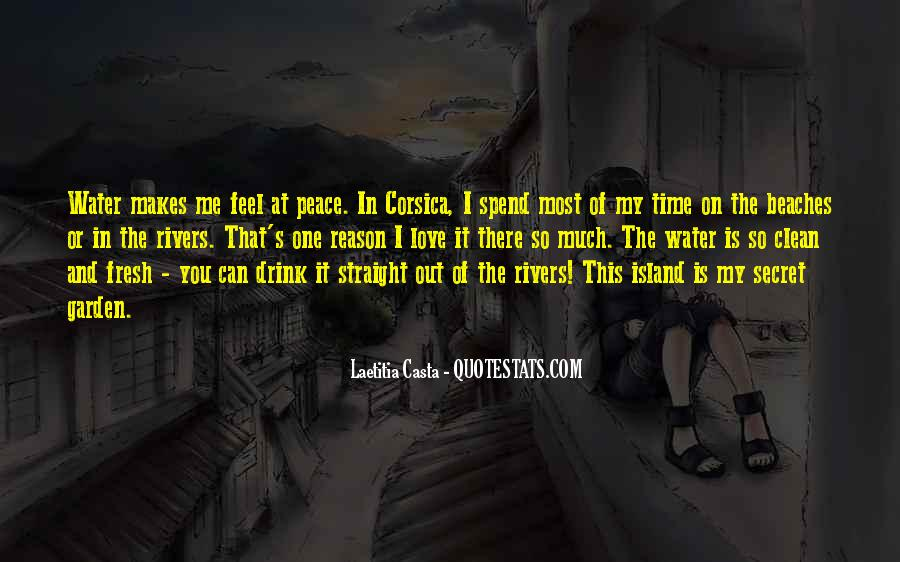 The Secret Love Quotes #124757