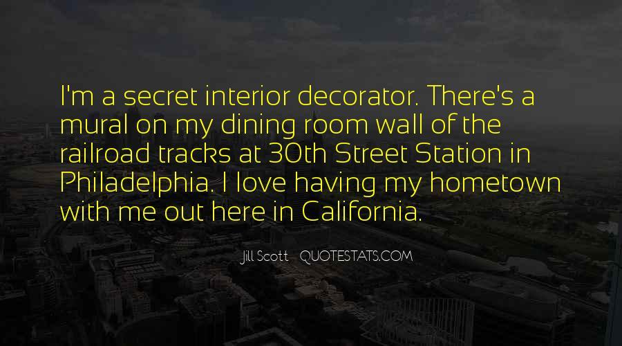 The Secret Love Quotes #241035