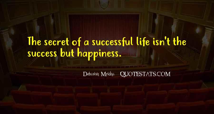The Secret Love Quotes #272791