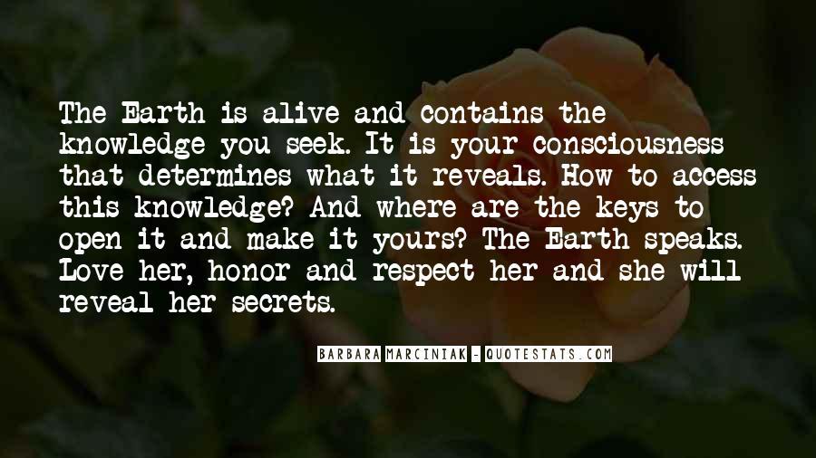 The Secret Love Quotes #377658