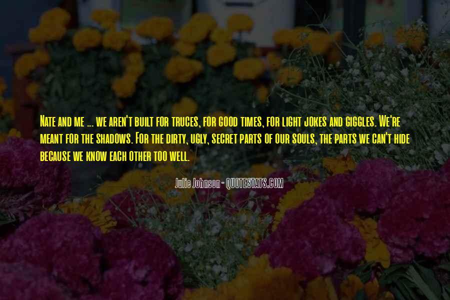 The Secret Love Quotes #406975