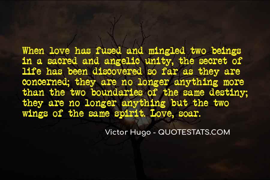 The Secret Love Quotes #425195