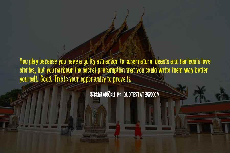The Secret Love Quotes #445983