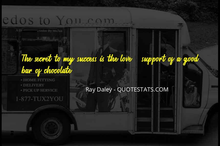The Secret Love Quotes #466685