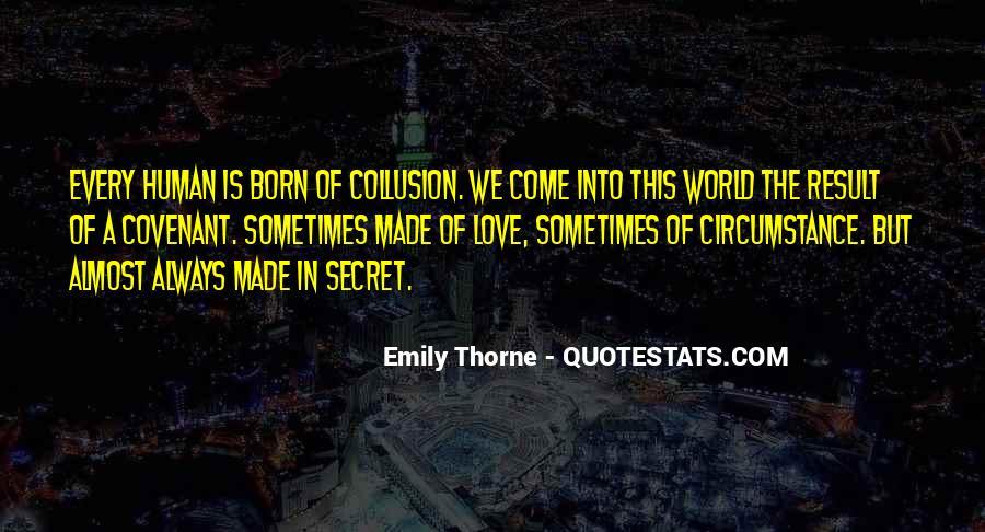 The Secret Love Quotes #481225