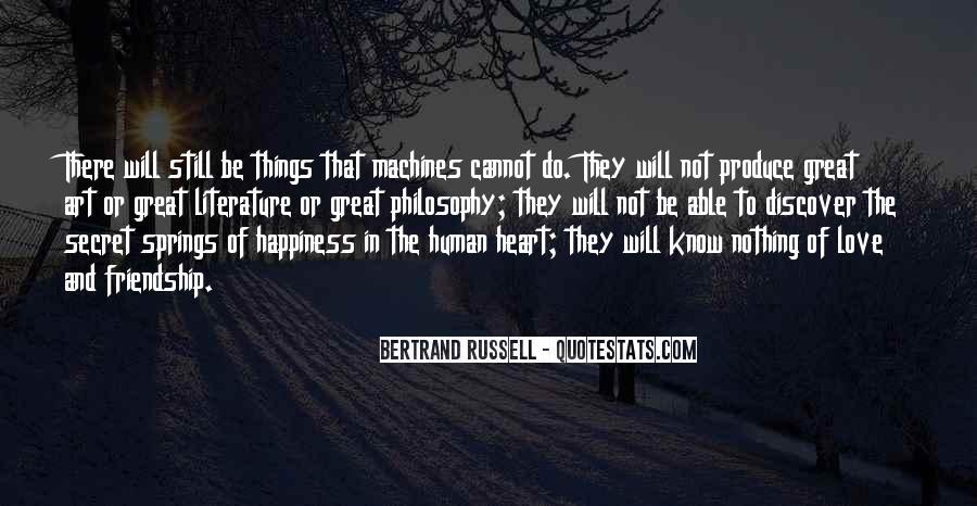 The Secret Love Quotes #75904