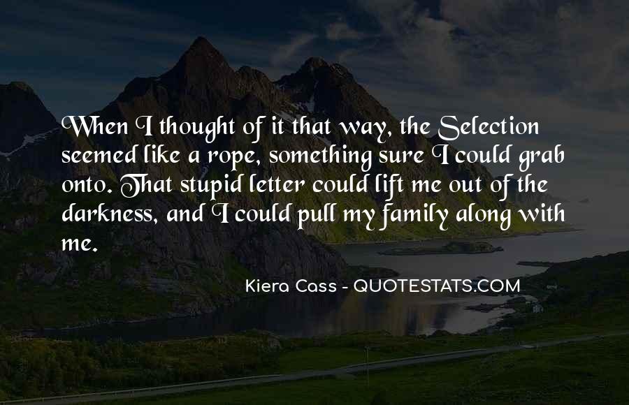 The Selection Kiera Quotes #1187820