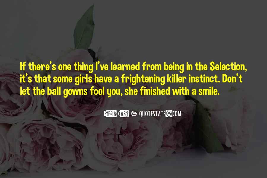 The Selection Kiera Quotes #1226959