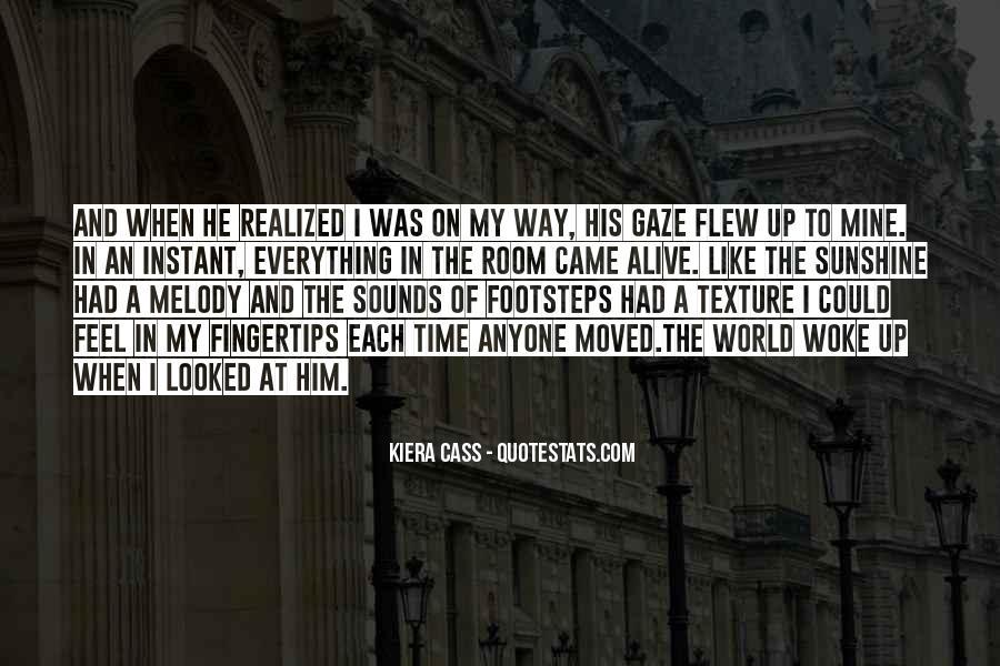 The Selection Kiera Quotes #1326108