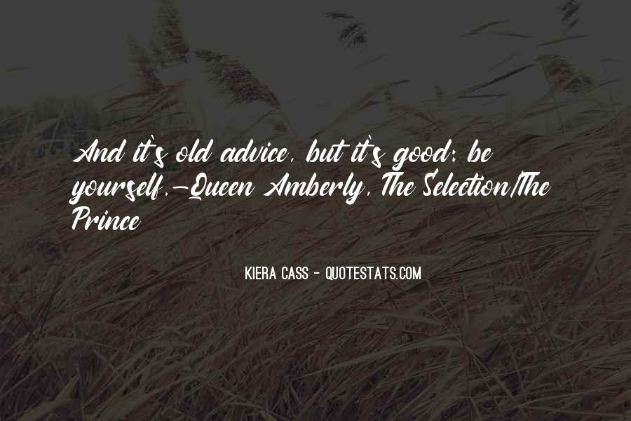 The Selection Kiera Quotes #156230