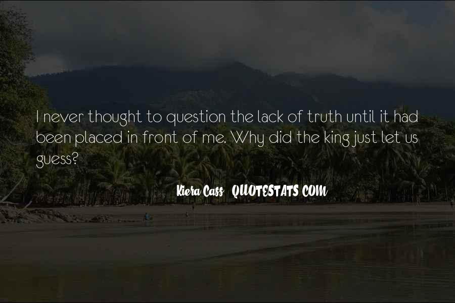 The Selection Kiera Quotes #1598970