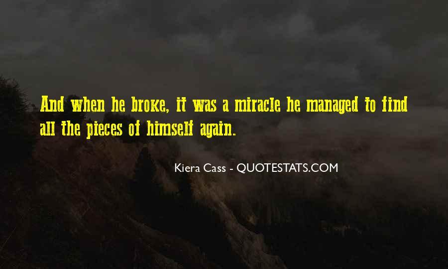 The Selection Kiera Quotes #1830683