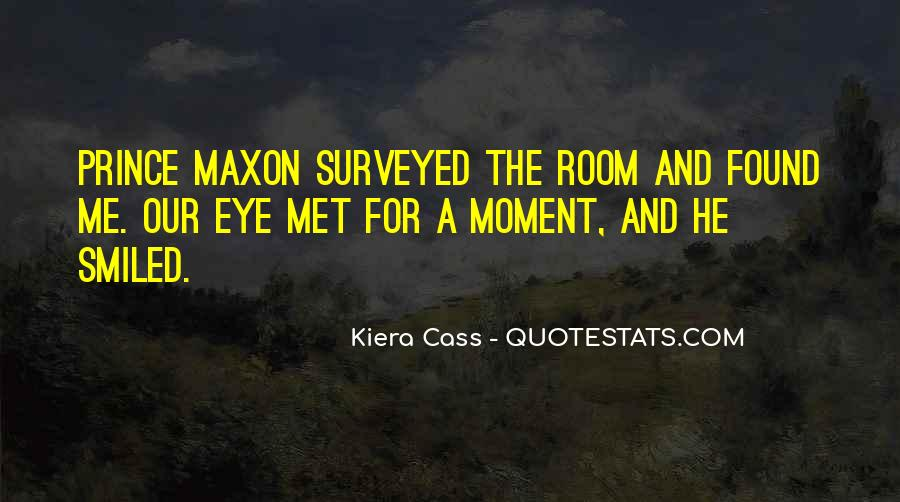 The Selection Kiera Quotes #487107