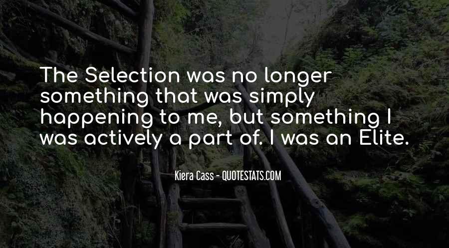 The Selection Kiera Quotes #487470