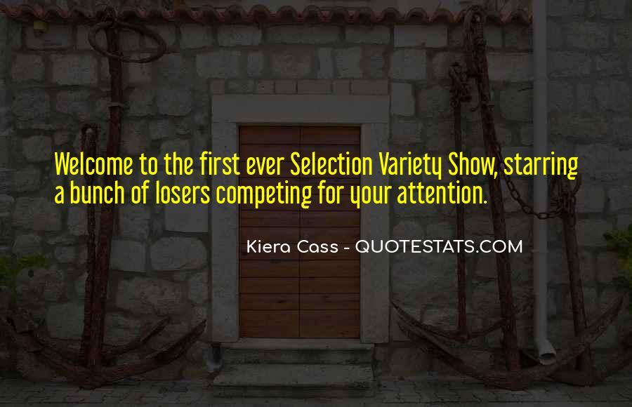 The Selection Kiera Quotes #538625