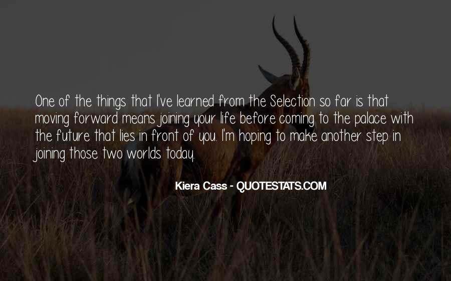 The Selection Kiera Quotes #96320