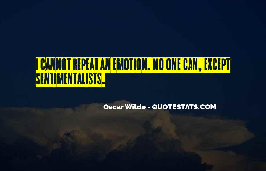 The Sentimentalists Quotes #760913