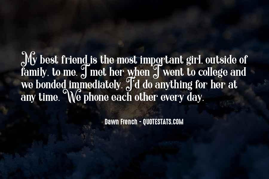 Quotes About A Girl And Her Best Friend #19881