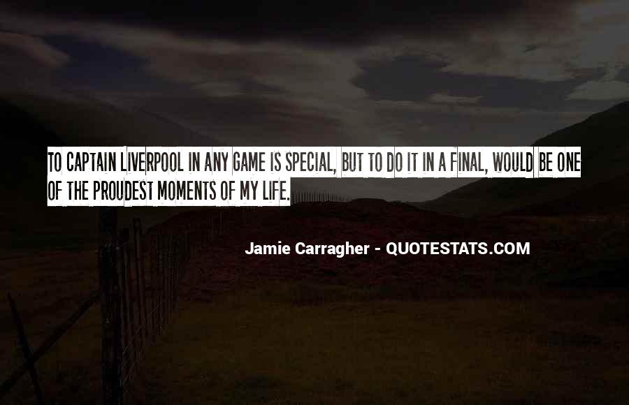 The Special Moments Quotes #1466111