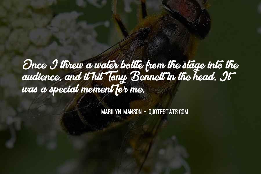 The Special Moments Quotes #565351