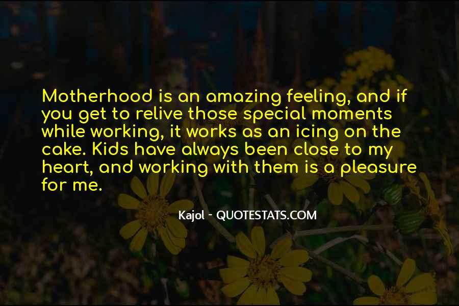 The Special Moments Quotes #625734