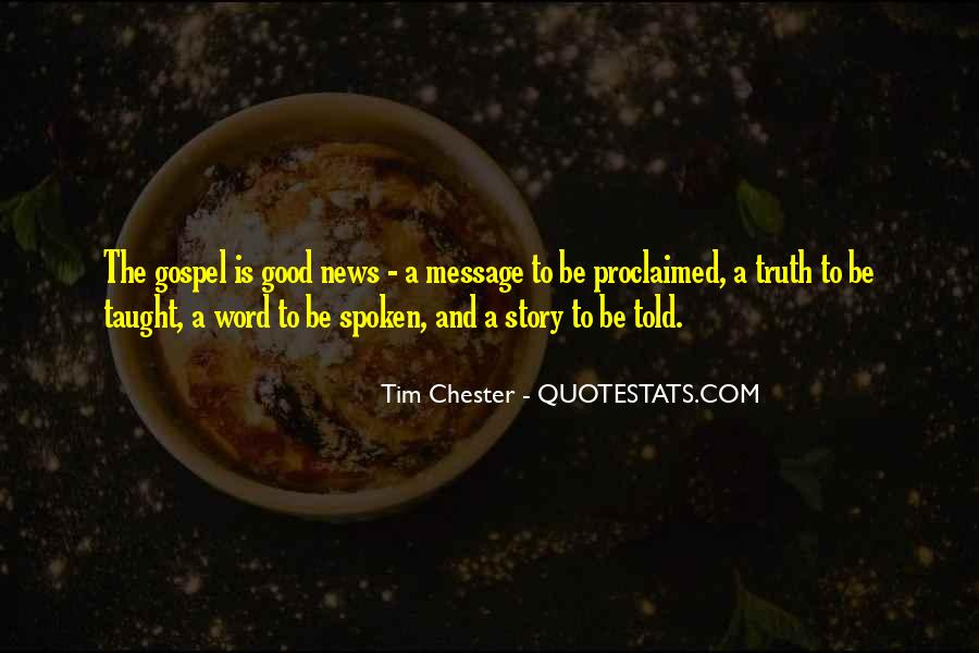 The Spoken Word Quotes #187925