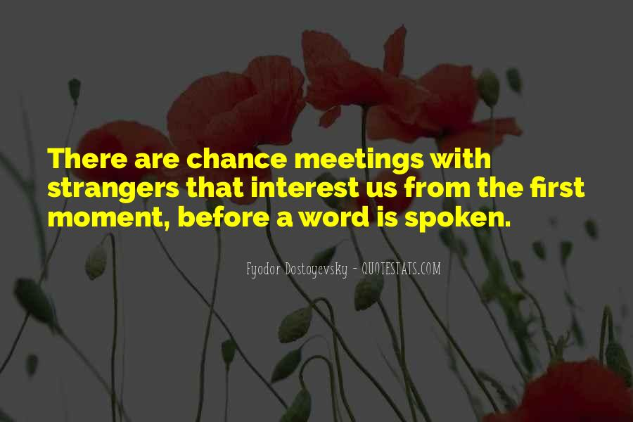 The Spoken Word Quotes #188269