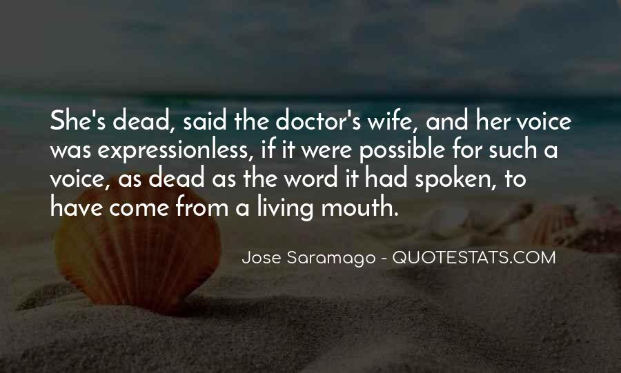 The Spoken Word Quotes #188526