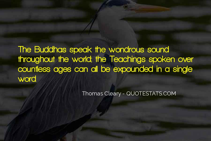 The Spoken Word Quotes #294309