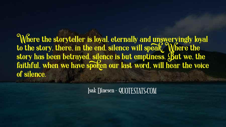 The Spoken Word Quotes #643057
