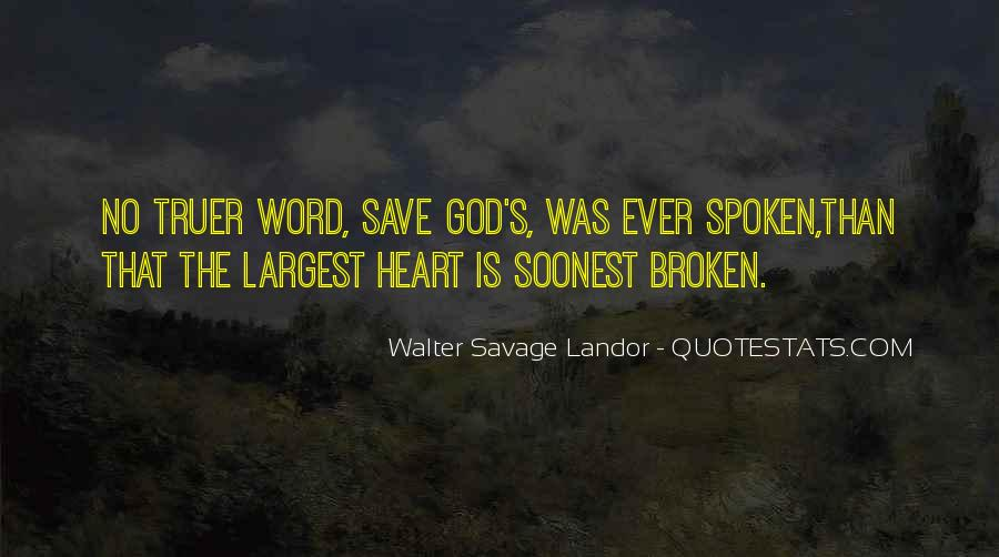 The Spoken Word Quotes #672711