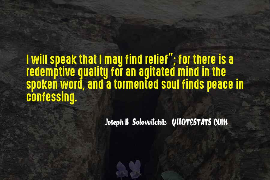 The Spoken Word Quotes #784483