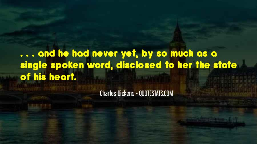 The Spoken Word Quotes #818539