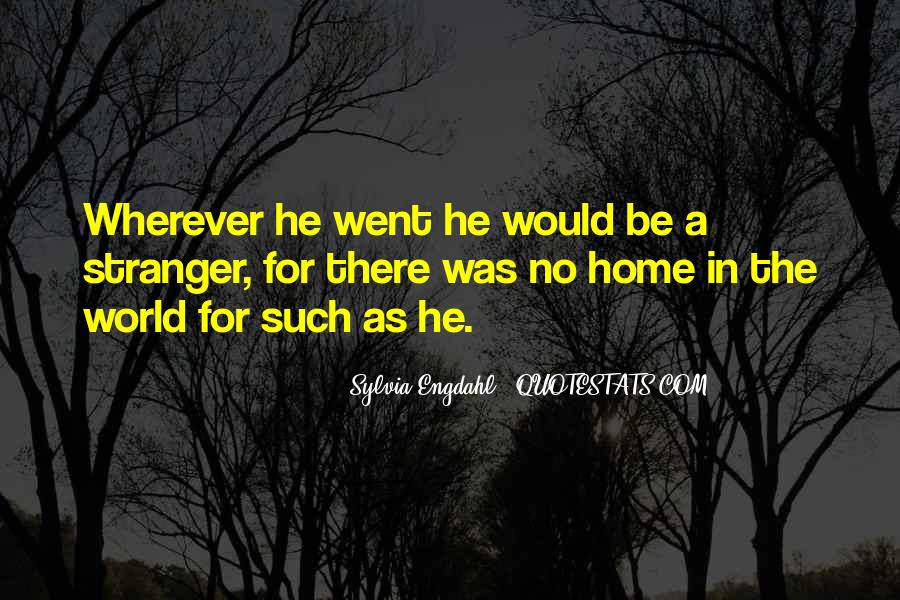The Stranger Quotes #162280