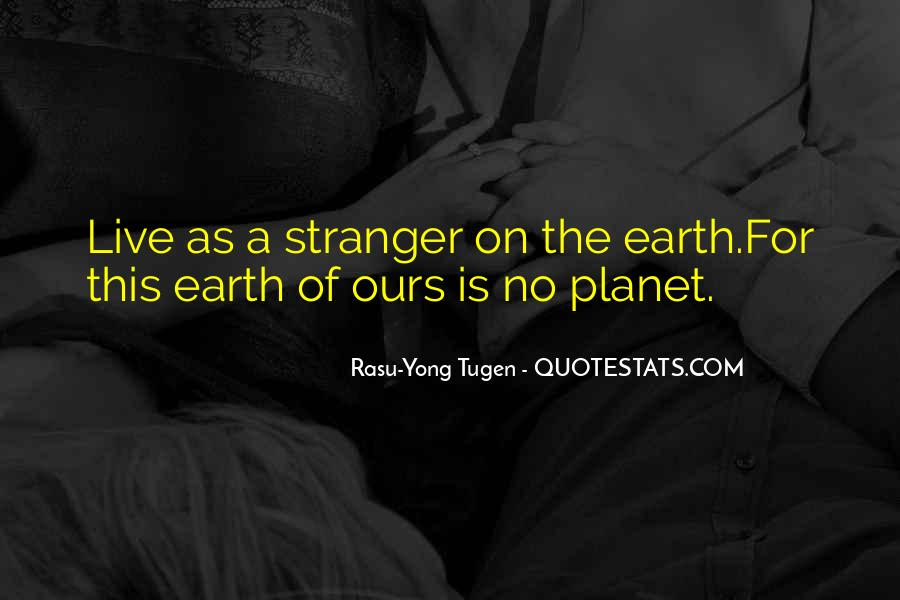 The Stranger Quotes #48898