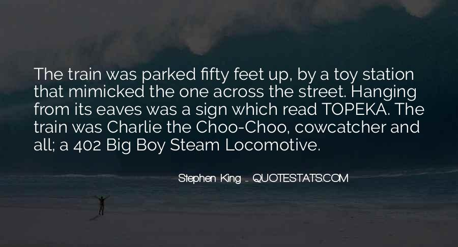 The Street King Quotes #1233841