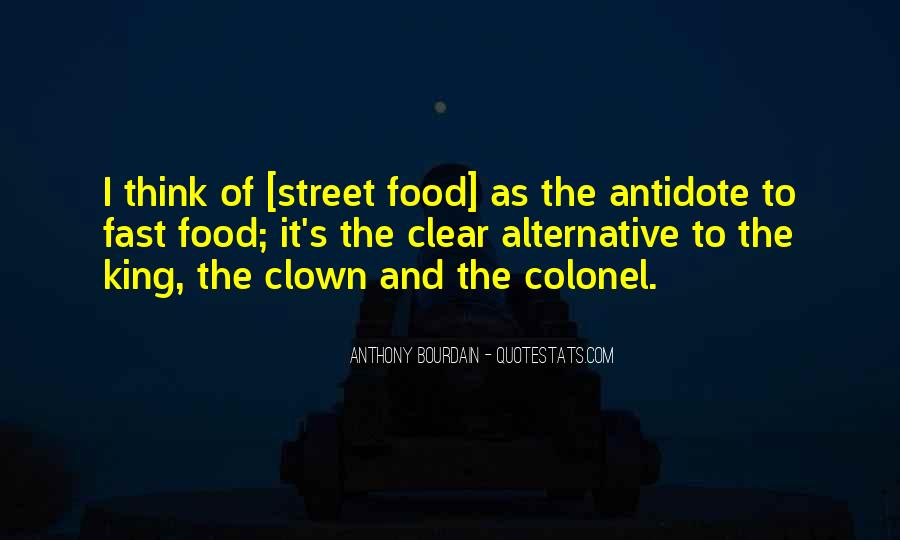 The Street King Quotes #698158
