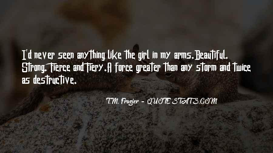 Top 76 The Strong Girl Quotes: Famous Quotes & Sayings About ...