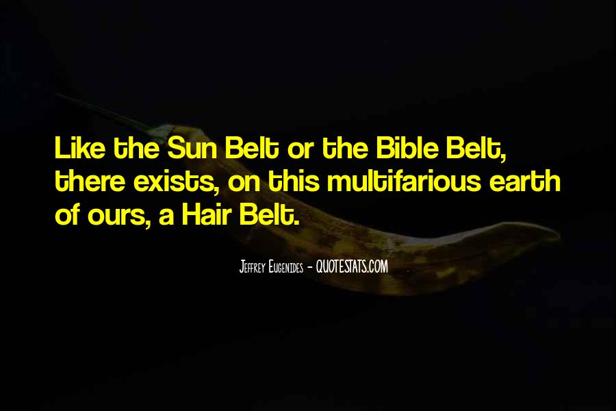 The Sun Bible Quotes #1201103